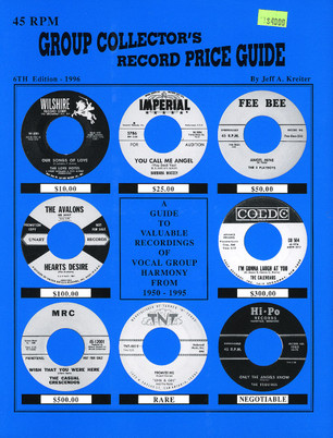 45 Rpm Group Collectors Record Price Guide Save The Vinyl